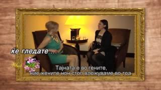 ZIVOT SO STIL - NINA BADRIC 30.03.2014 (najava na emisija)