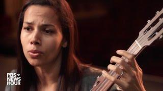 "Rhiannon Giddens performs ""Julie"""