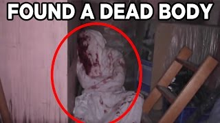 Top 15 YouTuber Scary Experiences Caught On Camera
