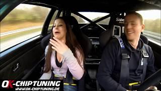 Audi S2 GT42 3.2bar 800PS powered by OK-CHIPTUNING Testfahrt S2 Part VI