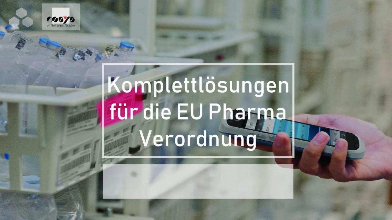 MDR (EU) und IVDR (EU) einhalten   COSYS Komplettlösungen für die EU Pharma Verordnung