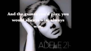 Adele- side on you