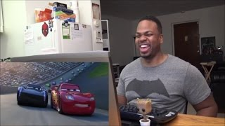 """Cars 3 """"Rivalry"""" Official Trailer REACTION!!!"""