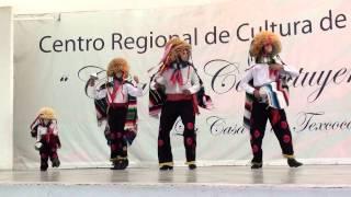 11 Ballet Folklórico Oxpanixtli - Los parachicos