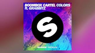 Boombox Cartel - Colors (feat. Grabbitz)
