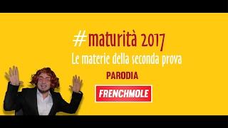 #Maturità 2017 - Ecco le materie della seconda prova   PARODIA