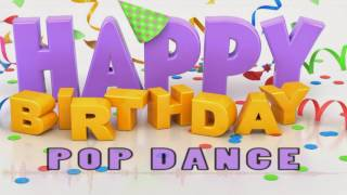 Happy Birthday to You Dance Instrumental Background Music Spot