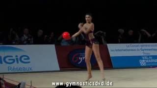 Varvara Filiou (GRE) - Senior 17 - Grand-Prix Thiais 2016