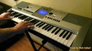 Jan Hammer - Crockett's Theme (Miami Vice) - Played on Yamaha by Piotr Zylbert (Live Remix)
