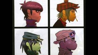 Gorillaz - Fire Coming Out Of The Monkey's Head (No Vocals)