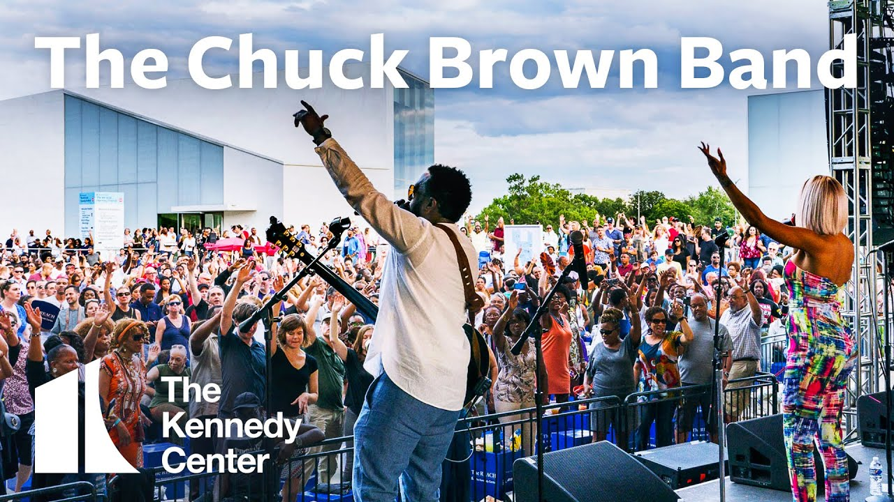 Wind Me Up Chuck! The Chuck Brown Band
