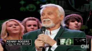 Kenny Rogers - Joy To The World LIVE