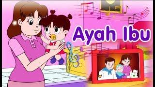 Ayah Ibu | Diva Bernyanyi | Lagu Anak Channel