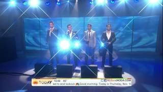 Il Divo,HD ,Time to Say Goodbye ,live,Today Show 2011, HD 1080 p