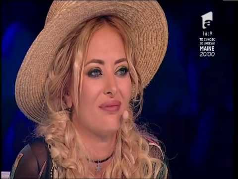 "Adele - ""Hiding My Heart"". Vezi interpretarea Monicăi Prodea, la X Factor!"