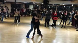 Isabelle et Félicien workshop inter @ Saturday night kiz #1 rytm n'dance