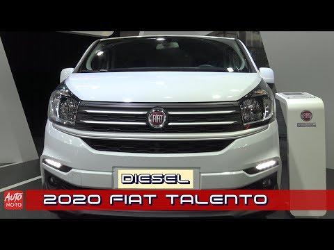 Fiat Talento пасс.