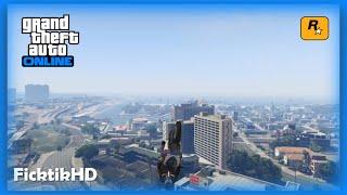 GTA 5 – INSANE DOUBLE BUMP HOUSE STUNT || BEST BONUS STUNT EVER (GTA 5 Top 5 Stunts) #2