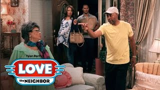 Danny Makes a Critical Discovery | Tyler Perry's Love Thy Neighbor | Oprah Winfrey Network