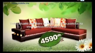 Vidéo spot tv Mobilia   Juin 2013 By www publicitor ma