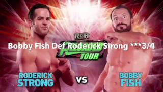 ROH Reloaded Tour: Chicago 2015 Review
