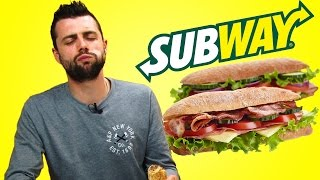Irish People Taste Test Subway