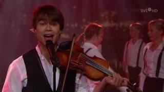 Alexander Rybak Roll With The Wind Live Go'Kväll 2009