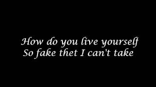 Fake by Fit For Rivals Lyrics