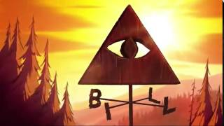 Gravity Falls - Abertura do  Estranhagedon | Disney Channel/XD
