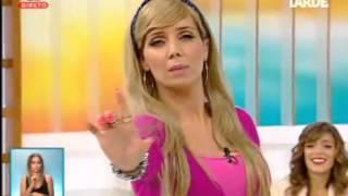 Luciana Abreu Mostra demais (Grande Tarde)