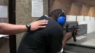 Fully Auto MP5-k Range V-log