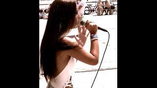 Ruin - Shawn Mendes ( Cover ) Jenna Rose - Live @ Riis Park Beach