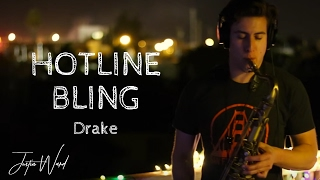 Justin Ward - Hotline Bling (Drake Cover)
