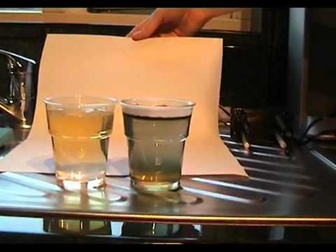 Su Arıtma cihazı Test videosu www.comtech-tr.com