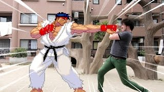 Street Fighter: When Ryu Attacks!