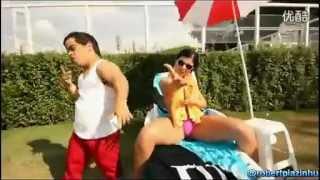 Crazy Brazil Gangnam Style The boob and ASS 火爆全球巴西波神们最性感《Gangnam style 》