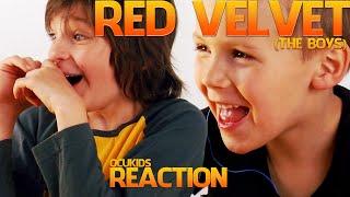 British Kids React to | Red Velvet 'Ice Cream Cake' [The Boys] | ocUKids KPOP #9