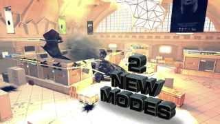 Modern Combat 4: Zero Hour - Meltdown Update Trailer - iPhone / iPad / Android