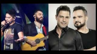 Zezé di Camargo e Luciano - Intenso ft. Jorge e Mateus - (CD Dois Tempos) 2016
