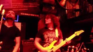 Mert Bada - Ace of Spades (Selim Işık 14 Aralık 2014 Shaft Konseri)