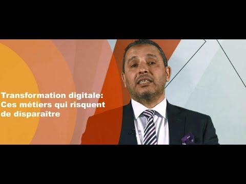 Video : Transformation digitale: Ces métiers qui risquent de disparaître bientôt