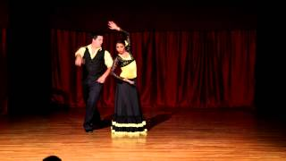 Aggie DanceSport Team - Cancion Del Mariachi - Paso Doble