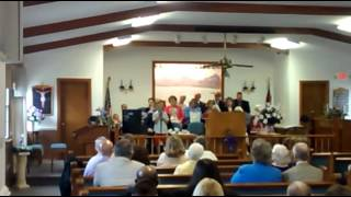 Chris Tomlin At The Cross sung by 8 yr. old Jackson Schenemann