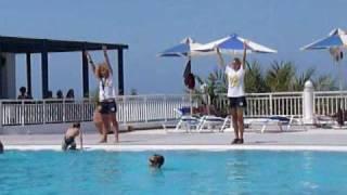 """Nana-Tanz"" im Hotel Nana Beach Kreta 2009"