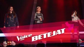 Sara vs Blerta vs Embla - House of the rising sun | Betejat | The Voice Kids Albania 2018