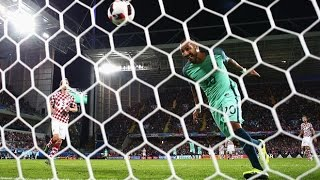 Portugal vs Croatia 1-0 ricardo quaresma goals & EXTENDED Highlights EURO 2016 HD