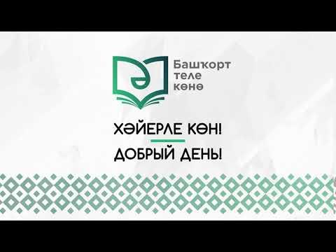 Ко дню башкирского языка 3