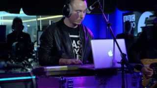 Duke Dumont - My Love in the Live Lounge