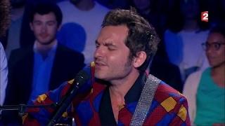 """Matthieu Chedid et Toumani Diabate interprètent en live """"Cet air"""" #ONPC"""