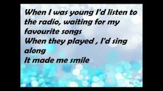 The Carpenters- Yesterday Once More Lyrics